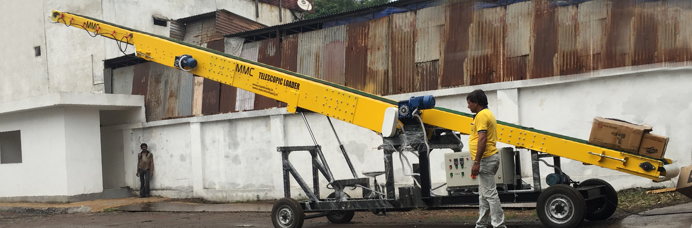 Truck Loader 16P- Telescopic