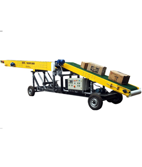 Truck Loader 16P - Telescopic