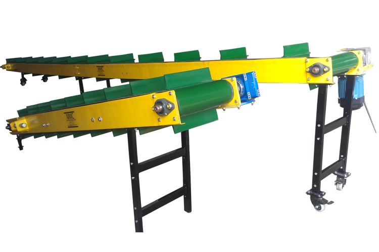 Take Up / Pouch Conveyors